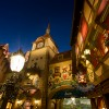 Disney Parks After Dark: Germany Pavilion Lights Up at Epcot