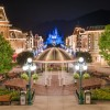 Disney Parks After Dark: A Quiet Night at Hong Kong Disneyland