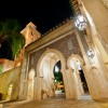 Morocco Pavilion at Epcot After Dark
