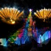 Disney Parks After Dark: Disney Dreams! Lights Up Disneyland Park – Paris