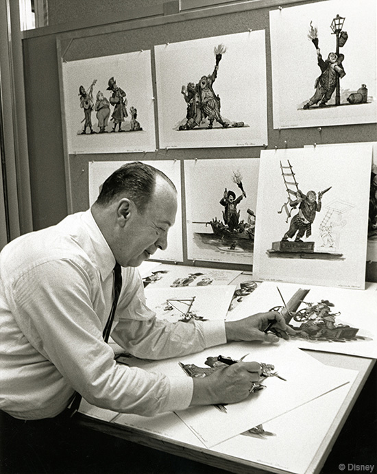Disney Legend Marc Davis