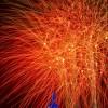 Disney Parks After Dark: Fireworks at Beast's Castle in New Fantasyland