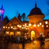 Disney Parks After Dark: Rapunzel's New View at Magic Kingdom Park