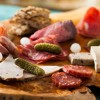 Assorted Cured Meats and Sausages, Part of the Menu at Be Our Guest Restaurant in New Fantasyland at Magic Kingdom Park