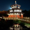 Disney Parks After Dark: Picturing a Peaceful China Pavilion at Epcot