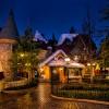 Disney Parks After Dark: A 'Frozen' Royal Reception at Disneyland Park