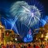 Disney Parks After Dark: 'Holiday Wishes' at Magic Kingdom Park