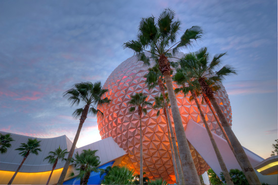 Take 5: Attractions at Epcot