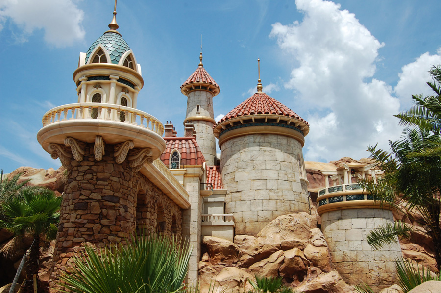 Exploring New Fantasyland The Worlds Of Ariel Belle