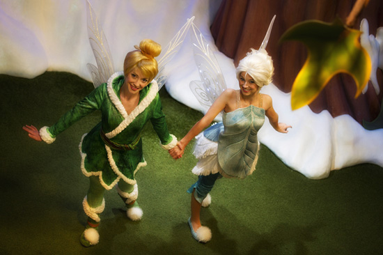 Guests Can Now Meet Tinker Bell's Sister, Periwinkle, at Disneyland and Magic Kingdom Parks