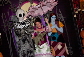 Disney Parks Blog Readers 'Get Spookier' at Our Halloween Meet-Up in Disneyland Park