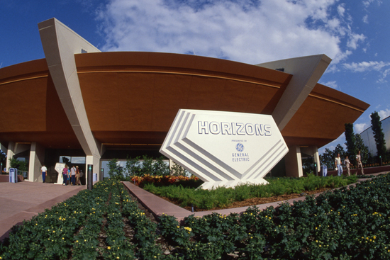 Vintage Epcot: A Look Back at Horizons at Walt Disney World Resort
