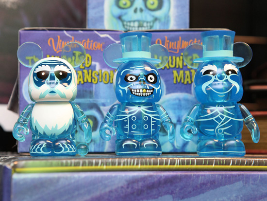 Happy Haunts Come to Life in New Haunted Mansion Vinylmation Series at Disney Parks