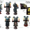 Custom Vinylmation Designed by Miss Mindy, Part of the Haunted Mansion Vinylmation Series Coming to Disney Parks