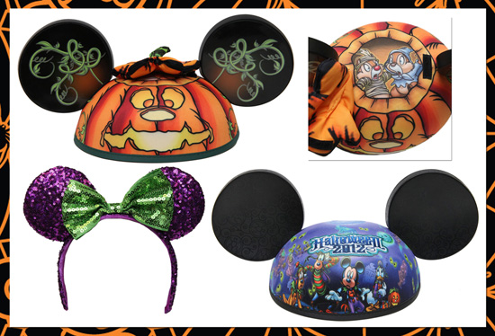 These Hats from Disney Parks Can Be Instant Halloween Costumes