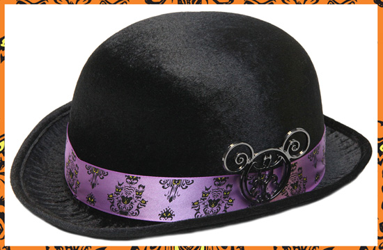 Halloween Bowler Hat from Disney Parks