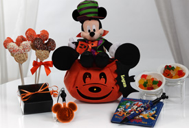 Trick or Treat Pumpkins from Disney Floral &#038; Gifts