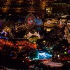 Disney Parks After Dark: Flying High Above Paradise Pier at Disney California Adventure Park