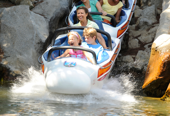 Disneyland Resort Donates Matterhorn Bobsled to National Roller Coaster Museum