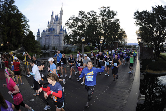 The 20th Anniversary Walt Disney World Marathon: It's A Sell Out