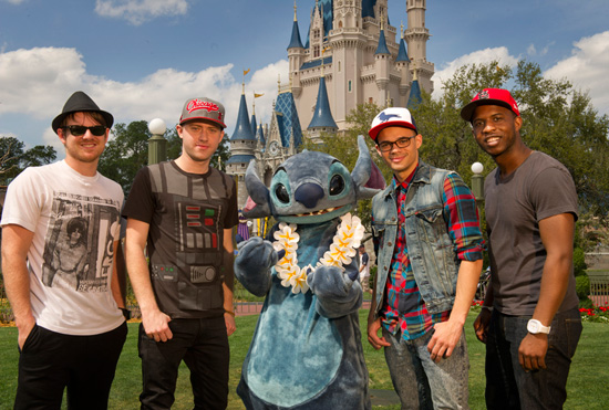 Disney's Night of Joy 2012 Artist Profile: Royal Tailor