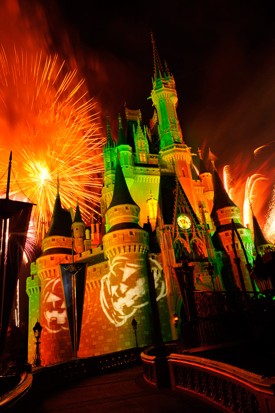 Take 5: Halloween at Disney Parks