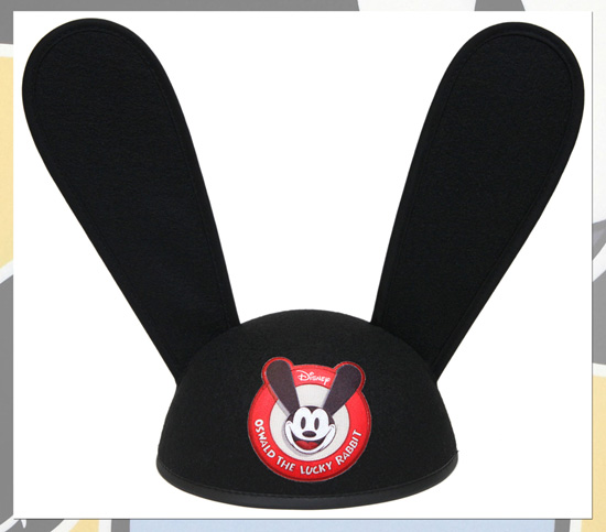 New Oswald The Lucky Rabbit Merchandise Coming to Disney Parks