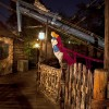 Disney Parks After Dark: Sailing Ship Columbia at Fowler's Harbor at Disneyland Park