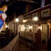 Disney Parks After Dark: Sailing Ship Columbia at Fowler's Harbor at Disneyland Park