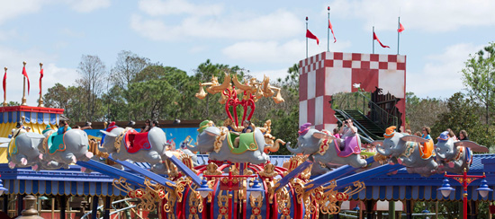 Exploring New Fantasyland: The Worlds of Ariel, Belle, Beast & More Come to Life December 6