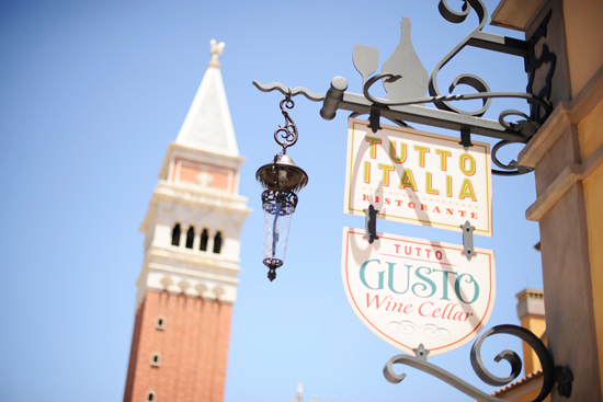 Seats Added for Popular Lunches at Italy for Epcot International Food & Wine Festival