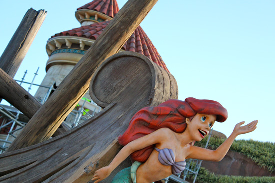 All in the Details: The Theming of Under the Sea ~ Journey of The Little Mermaid at Magic Kingdom Park