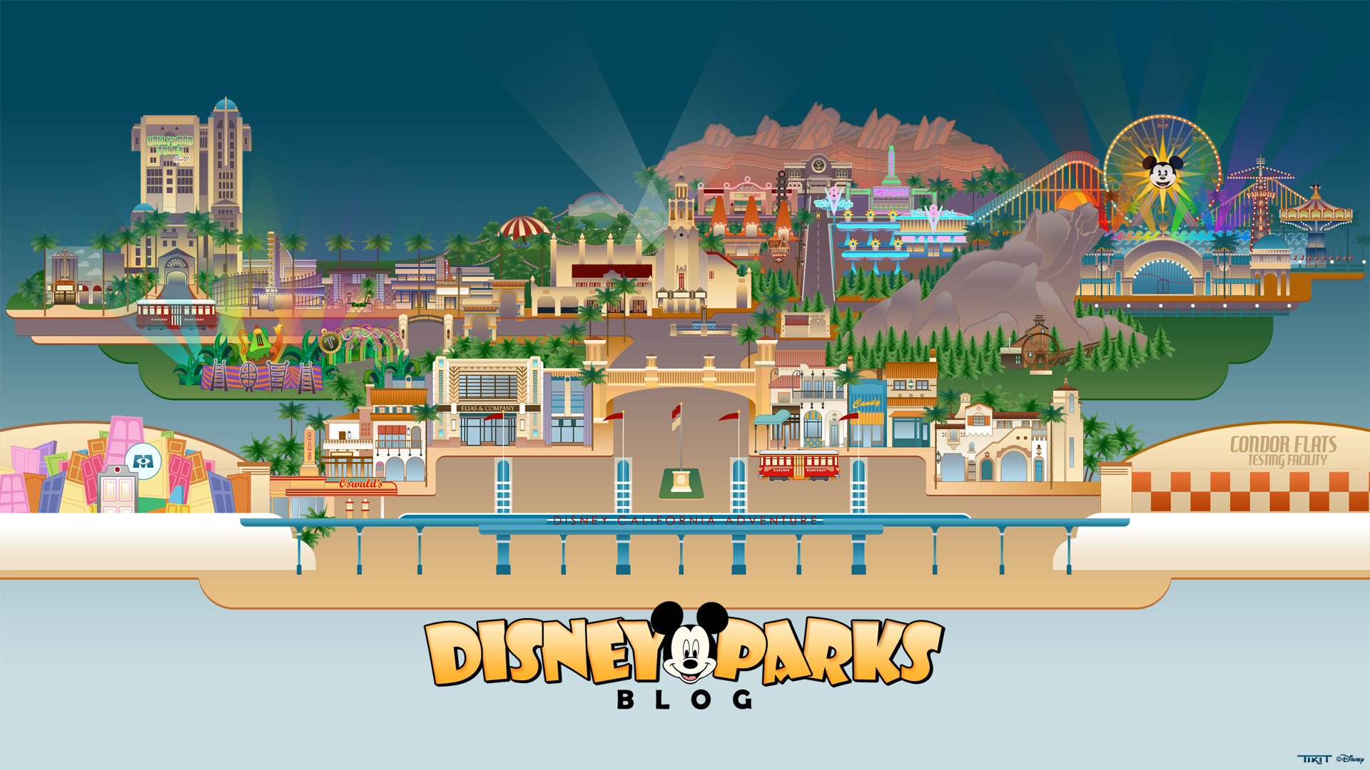 Wallpapers 171 Disney Parks Blog