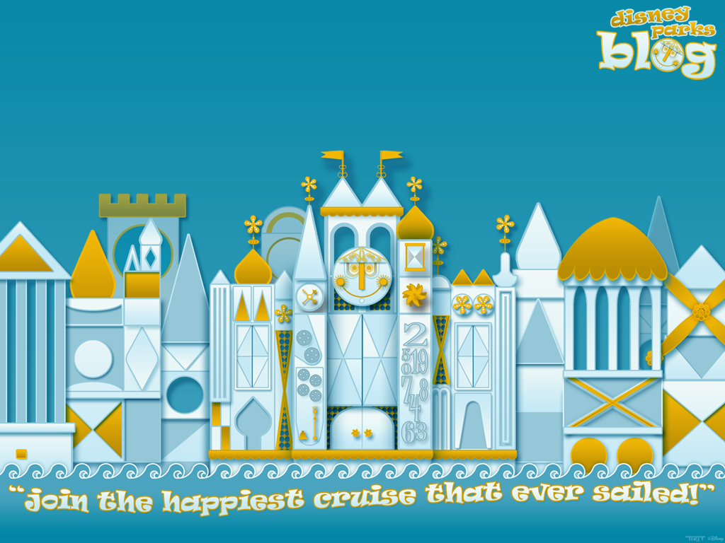 Download Our 'it's a small world' Desktop Wallpaper