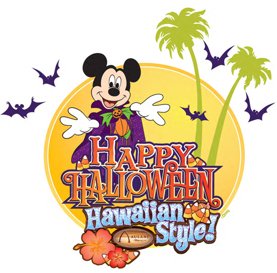 Halloween in Hawai`i! Aulani Offers Spooky Fun for All Ages