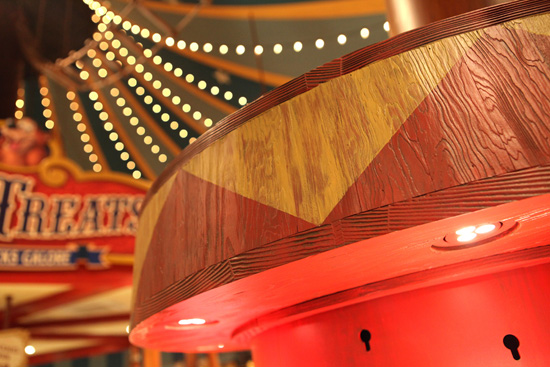 All in the Details: Storybook Circus Nears Completion in New Fantasyland