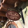 Bonjour! Village Gifts located in Belle's Village in New Fantasyland