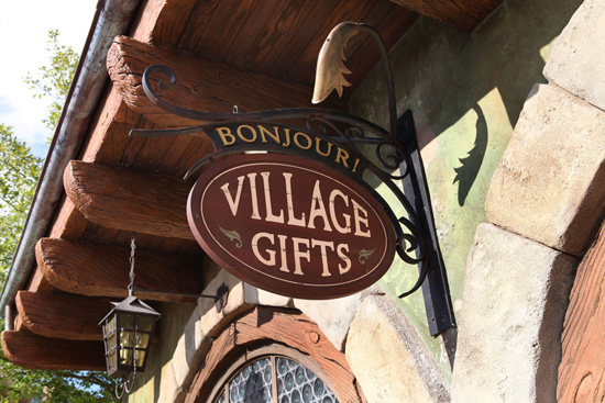 Say Hello to New Fantasyland Merchandise at Bonjour! Village Gifts in Magic Kingdom Park