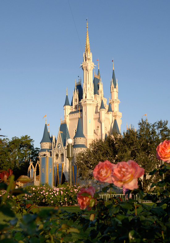 Sights & Sounds at Disney Parks: A Cinderella Story