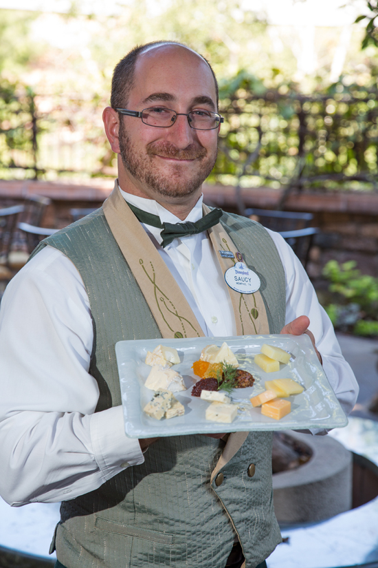 Michael Cox from Napa Rose at Disney's Grand Californian Hotel &#038; Spa at Disneyland Resort
