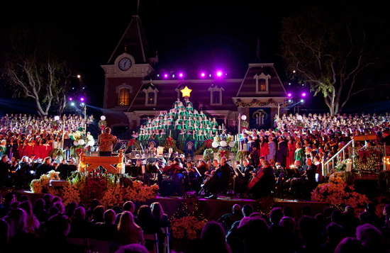 2012 Disneyland Candlelight Ceremony Narrators Announced