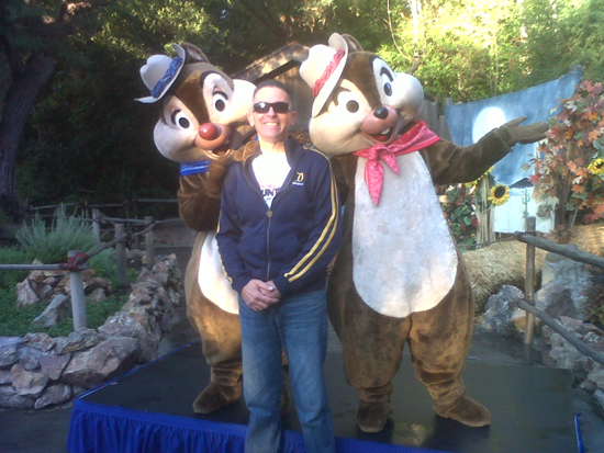 22nd Annual CHOC Walk in the Park at Disneyland Resort