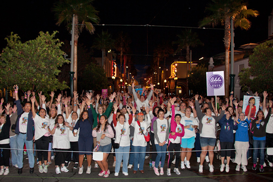 22nd Annual CHOC Walk in the Park at Disneyland Resort