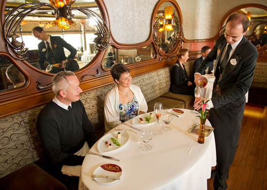 New Champagne Brunch at Disney Cruise Line's Remy