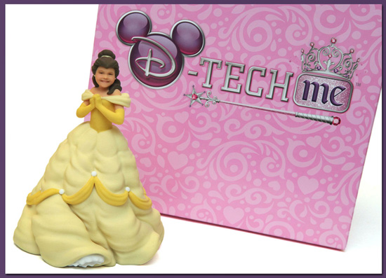 Special Offer on the New D-Tech Me Princess Experience at Walt Disney World Resort