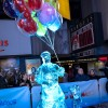 Giant Ice Castle in Times Square Kicks Off Limited Time Magic at Disney Parks