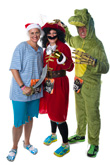 Mr. Smee, Captain Hook and Tick-Tock: Heroes and Villains Alike Can Agree These Three Characters Could Inspire Anyone to Take Flight.