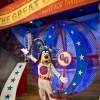 Meet The Great Goofini at Pete's Silly Sideshow in New Fantasyland
