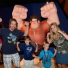 "The Disney Parks Blog ""Wreck-It Ralph"" Family Game Day Meet-Up Began at DisneyQuest and Later Moved to AMC Downtown Disney 24"