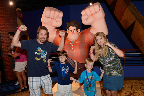 Did You 'Wreck-It' at the Disney Parks Blog 'Wreck-It Ralph' Meet-Up?